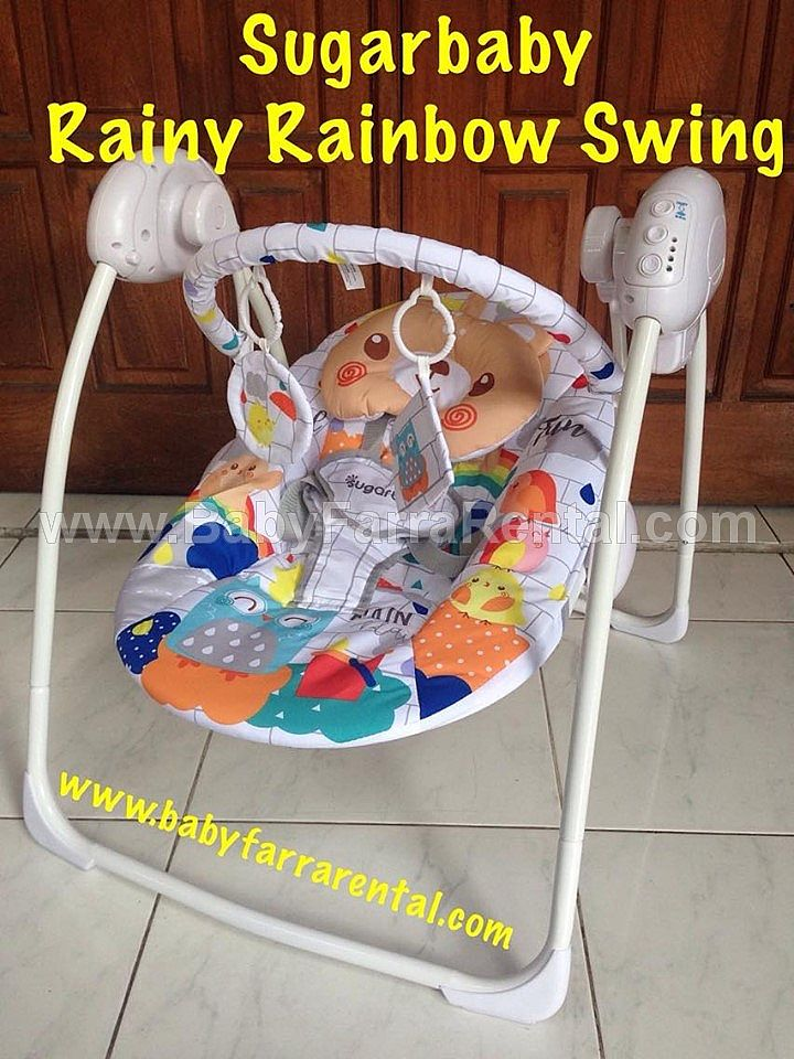 Sugarbaby Rainy Rainbow Swing
