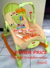Fisher Price Newborn to Toddler Rocker Lizard